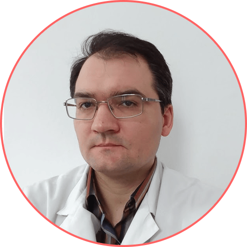 Photo of Dr. Andrei Popescu, Clinica Smart, Medic specialist oncologie