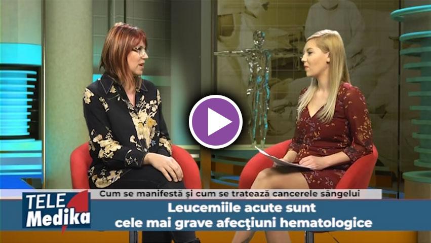 Video: Despre cancerele sângelui