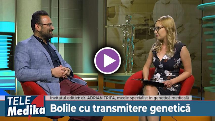 Video: introducere în ABC-ul geneticii cu Dr. Adrian Trifa